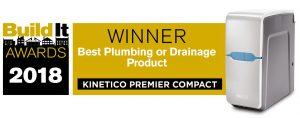 Award winning water softener
