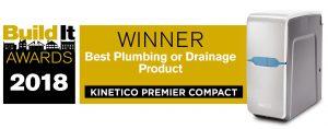 Award winning water softener
